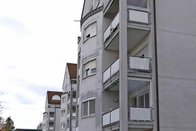Hat diese Seniorenanlage in Bad Säckingen keinen Brandschutz?