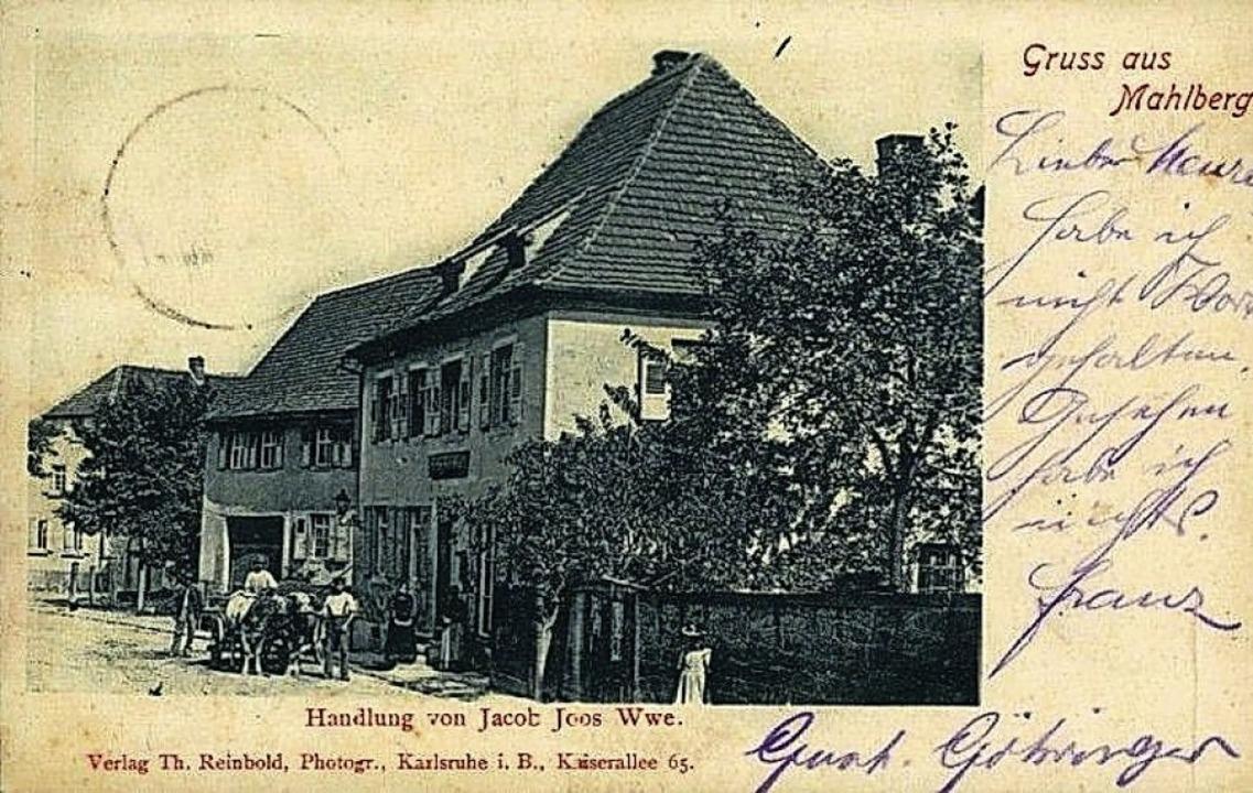 Gruss aus Mahlberg\