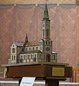 Kleine Stadtkirche wieder beschädigt