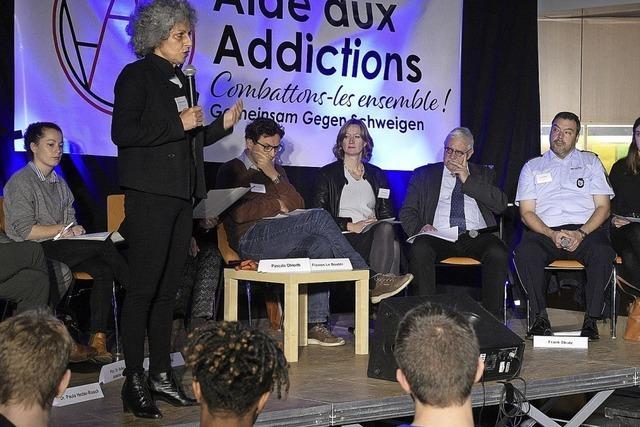 Experten diskutieren über die Legalisierung von Cannabis