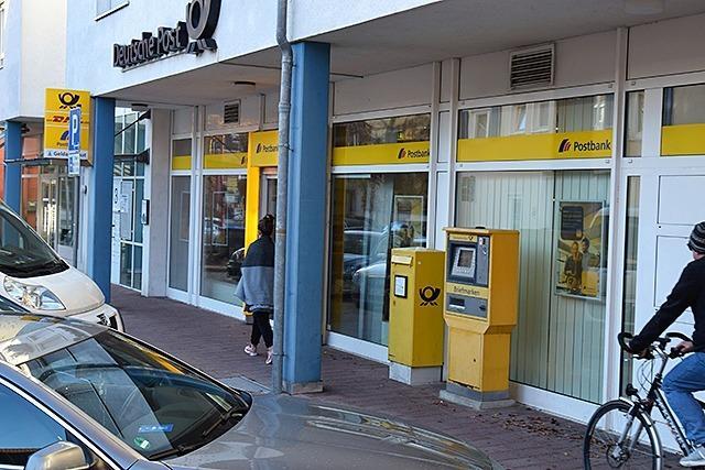 Die Postfiliale in Breisach schließt - was sich dadurch alles ändert