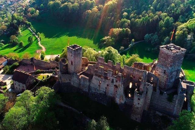 Die Lörracher Burg Rötteln kommt 2019 groß raus