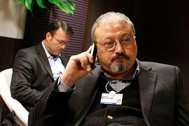 CIA geht nach Medienberichten davon aus, dass Kronprinz Salman Ermordung Khashoggis beauftragt hat