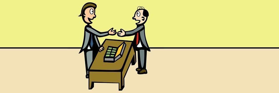 Lieber Chef, ich möchte mehr Geld...