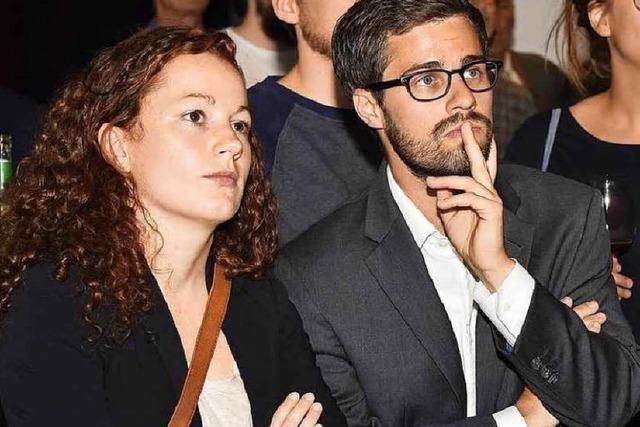Söhne und Bender führen SPD in Freiburger Kommunalwahlkampf