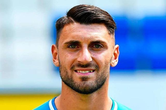 Ehemaliger SC-Spieler Grifo steht im Aufgebot der Italiener