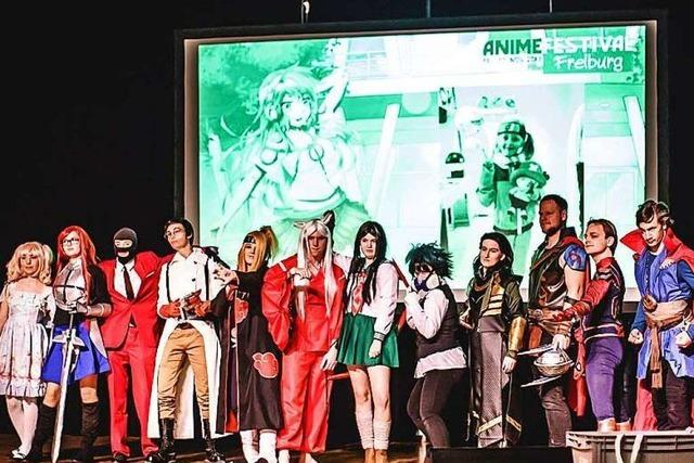 So schön war das erste Anime-Festival in Freiburg