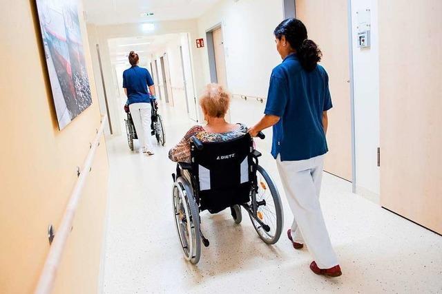 Ausländer in Pflegeberufen nun vor Abschiebung geschützt