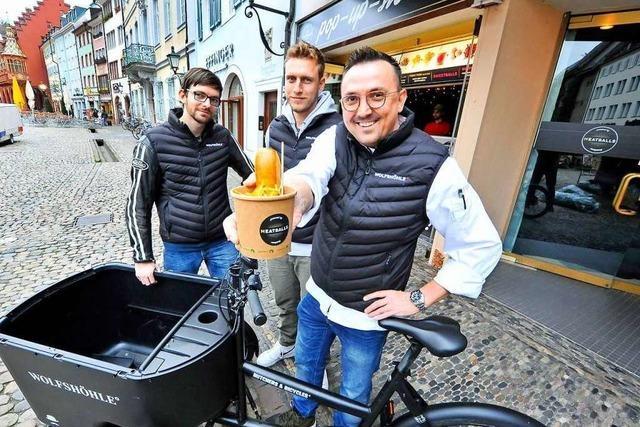 Streetfood vom Sternekoch auf dem Münsterplatz