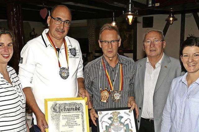 Höchste Ehre für Brodowski