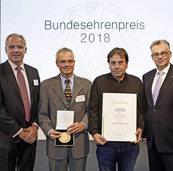 Ehrenpreis für Elztalbrennerei