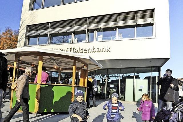 Ein Traumhaus für die Raiffeisenbank