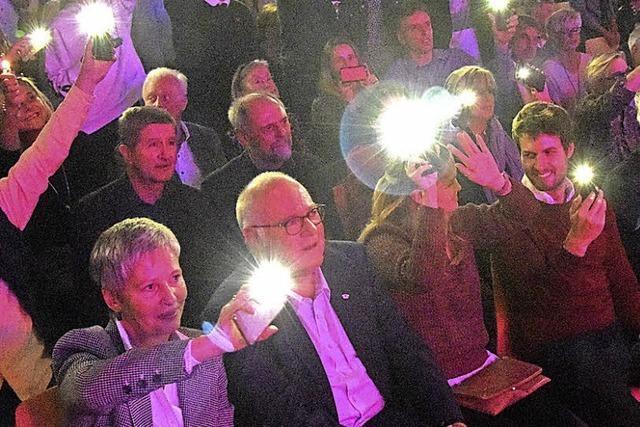 Westernhagen-Zwilling in Hochform