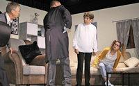 Lachsalven und kollektive Brüller – die Theatergruppe hat's drauf