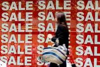 Im Einzelhandel jagt ein Aktionstag den nächsten