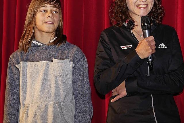 Ramona Straub holt sich den Titel