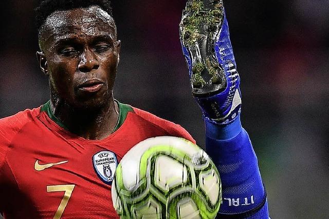 Portugal jubelt trotz Nullnummer