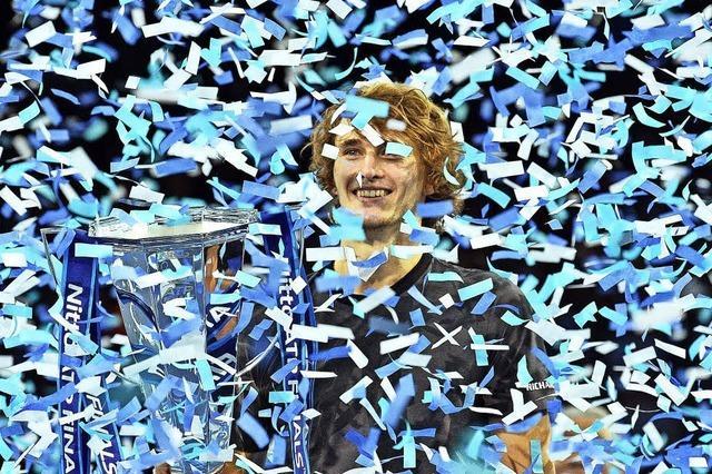 Mit 21 Jahren Weltmeister
