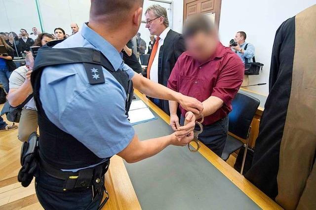 Lebenslange Haft für Mord an achtjähriger Johanna in Hessen