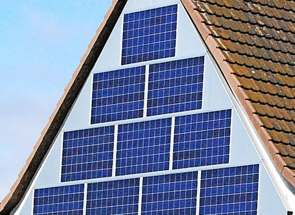 Ob so viel Solar in der Innenstadt eine Chance hätte?     Foto: Jahn