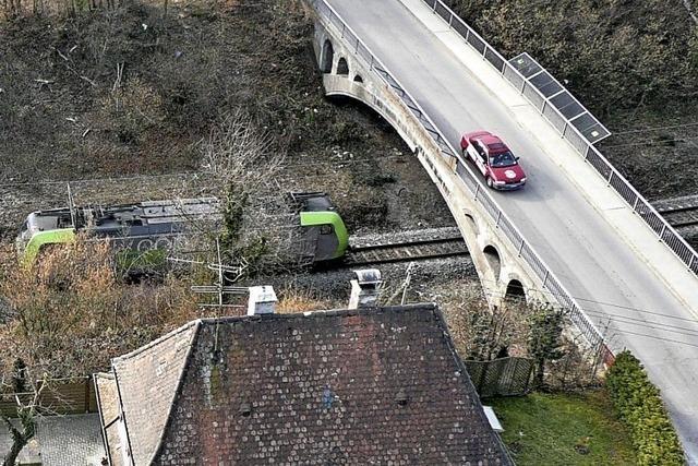 Stadt Weil am Rhein will zwei Brücken für 2,5 Millionen Euro bauen