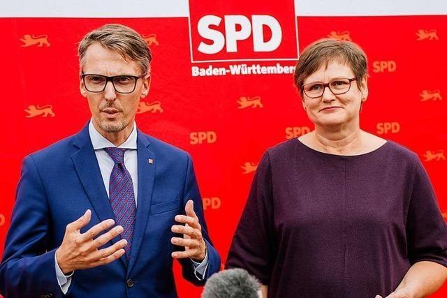 Kampf um Vorsitz: Südwest-SPD muss die Stimmen neu auszählen