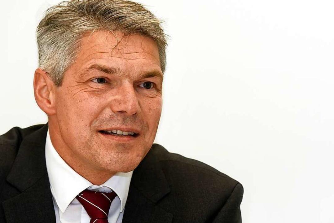 Freiburgs Finanzbürgermeister Stefan Breiter (Archivbild).    Foto: Thomas Kunz