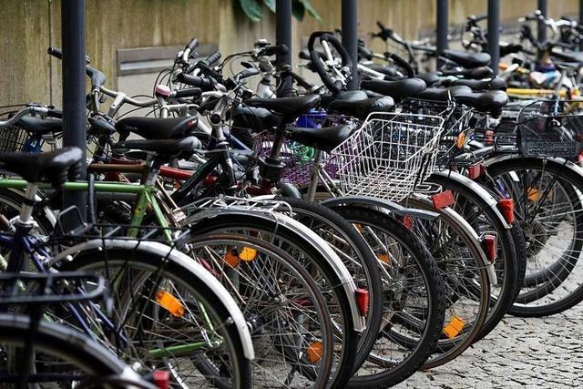 Mann gefasst, der mehr als 170 Fahrräder gestohlen haben könnte