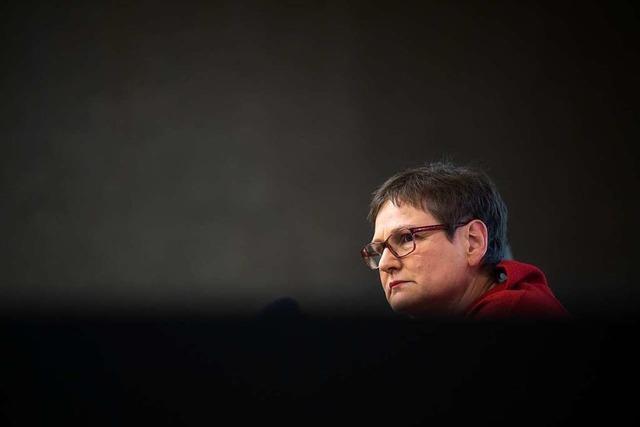 Bisherige SPD-Landeschefin Leni Breymaier gibt auf