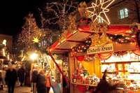 Am Donnerstag eröffnet der Basler Weihnachtsmarkt
