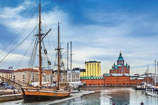Ein Stück Finnland im Dreiland
