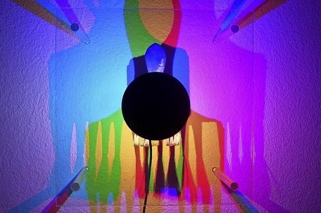 Kürzere Tage ermöglichen Lichterfest in der Galerie