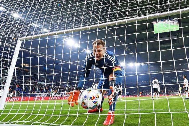 Das 2:2 gegen die Niederlande ist ein Spiegelbild des Jahres