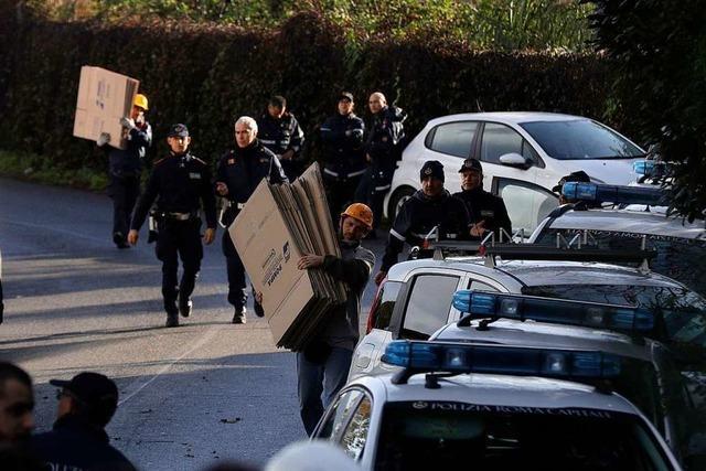 Politiker wollen Macht gegenüber Mafiaclan demonstrieren