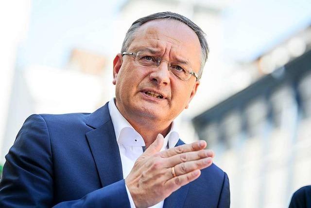 Andreas Stoch erwägt Kandidatur für SPD-Parteivorsitz
