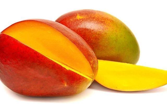 Nicht nur gut für Augen und Gelenke: die Mango