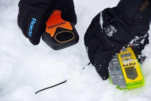 Die Bergwacht ist vorbereitet – Ski-Saison am Feldberg kann beginnen
