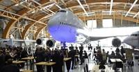 Platz für zwei Großraumflugzeuge