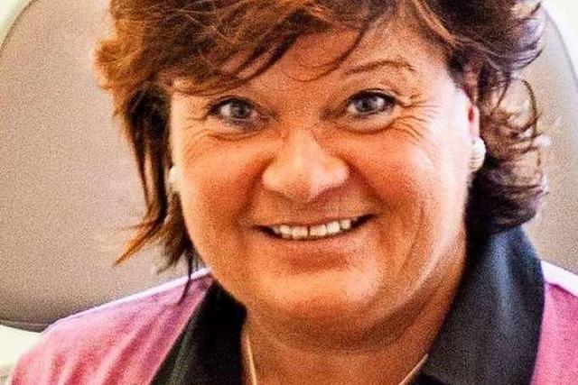 BuK-Geschäftsführerin Doris Räuber hört auf
