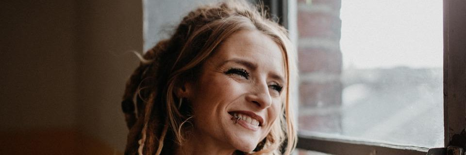 Liedermacherin Sarah Lesch stellt ihr Album