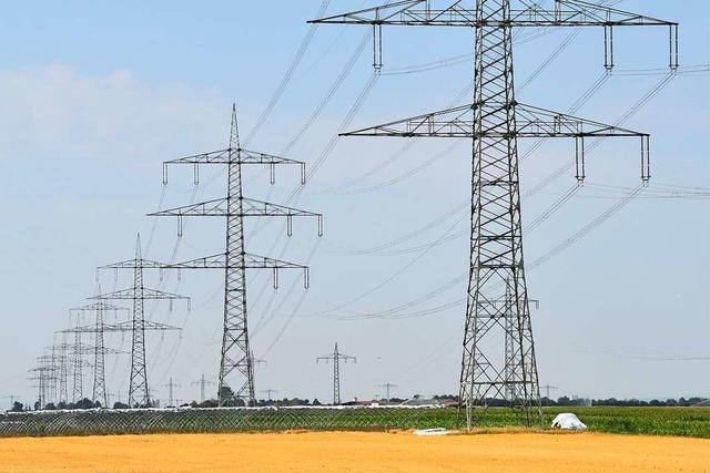 Mehr Strom für den Breisgau - Betreiber baut Leitung aus
