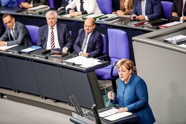 Merkel wirbt für UN-Migrationspakt