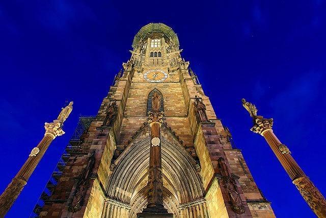 Fotos: Freiburgs Architektur ganz nah rangezoomt