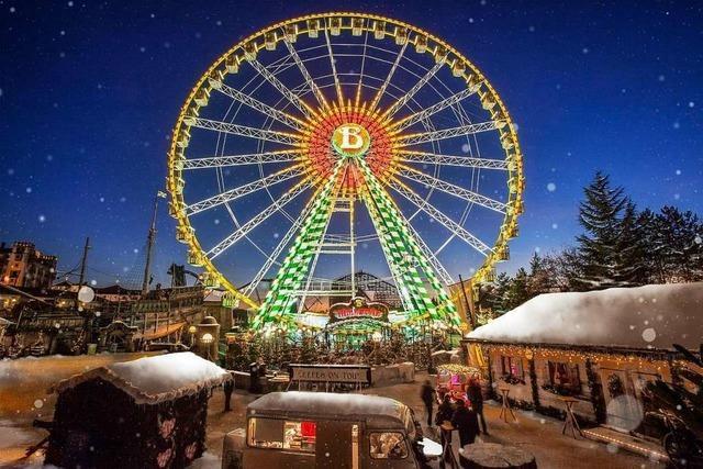 Die Wintersaison im Europa-Park