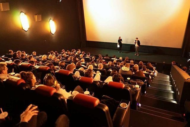 fudders Clubcafé mit Start-Up-Gründern aus Freiburg im Cinemaxx