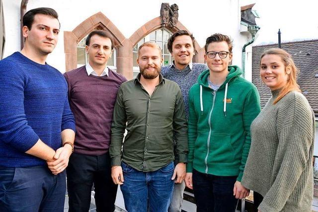 Studentische Initiative will über die Blockchain informieren
