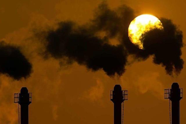 UNO meldet neuen Rekord bei Treibhausgas-Konzentration