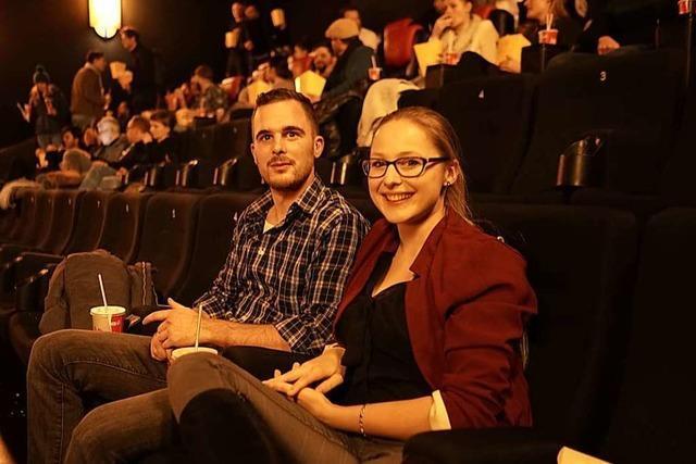 So war fudders Clubcafé mit Freiburgs Start-up-Gründern im Cinemaxx