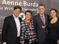 """BZ-Card-Inhaber waren bei der Premierengala des SWR-Films """"Aenne Burda"""""""
