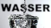 Trockenheit bremst Wasserabsatz